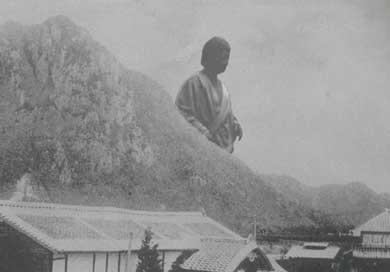 幻 特撮映画 大仏廻国 The Great Buddha Arrival リメイク 上映 復活
