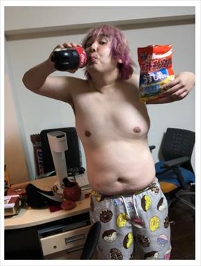 ガリガリガリクソン リバウンド ダイエット ビフォーアフター ブログ 謝罪