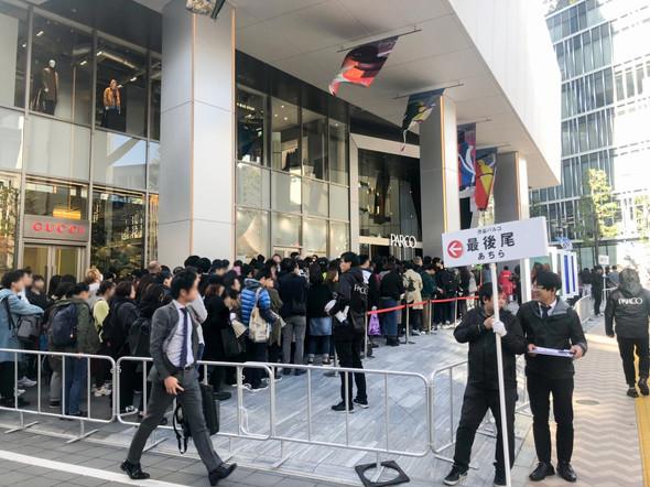 渋谷パルコプレオープン