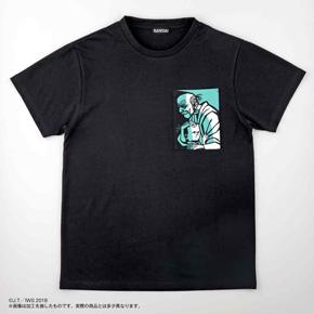 『モチモチの木 Tシャツ』豆太とじさま(ワンポイント)