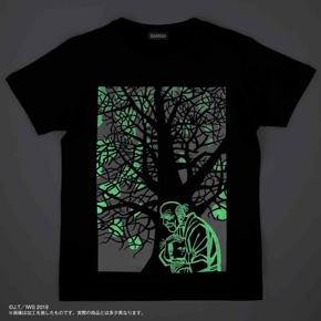 『モチモチの木 Tシャツ』豆太とじさま(ドラマチック)