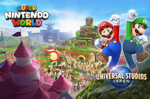 「SUPER NINTENDO WORLD」