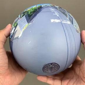 球体アート