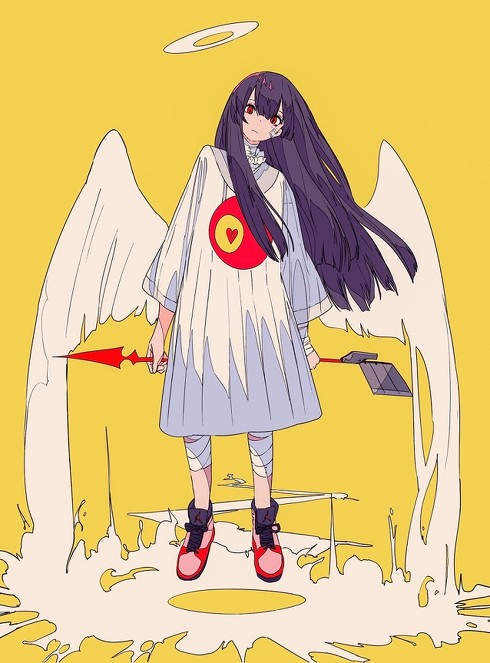 あの夏ぼくは天使を見た