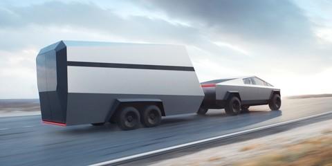 テスラ EV サイバートラック
