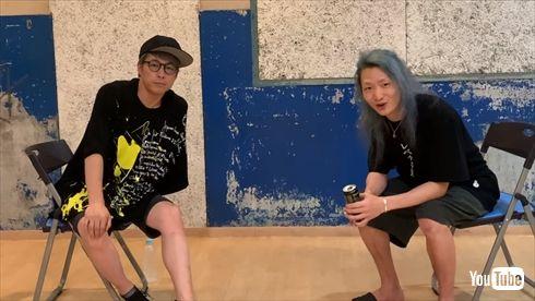 田村淳 ロンブー ロンドンブーツ1号2号 YouTube Youtuber チャンネル Twitter インスタ レぺゼン地球 DJ社長