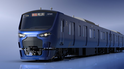 相鉄 12000系 JR 直通線 相鉄・JR直通線 くるり サカナクション 通勤電車