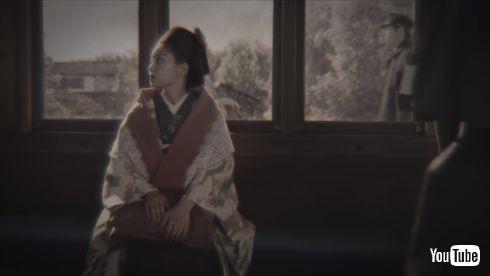二階堂ふみ ギャル 安室奈美恵 アムラー 100 YEARS TRAIN 相鉄都心直通記念ムービー インスタ