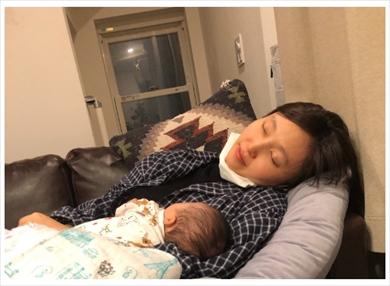 吉木りさ 和田正人 出産 育児 新米ママ ブログ