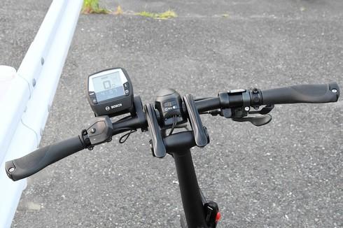 e-bike Tern Vektron