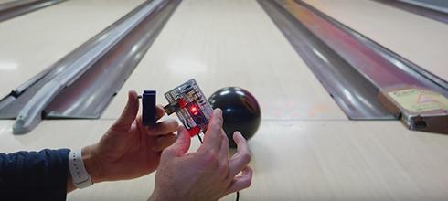 元NASA技術者YouTuber 確実にストライクを出すボウリング玉を開発してしまう