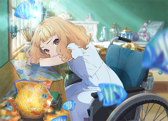 ジョゼと虎と魚たち 劇場アニメ ボンズ 2020年