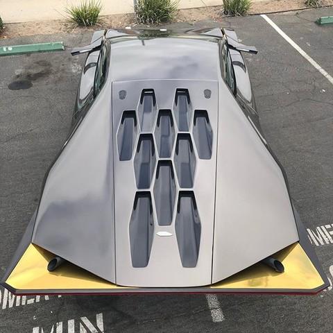 スーパーカー Salaff C2