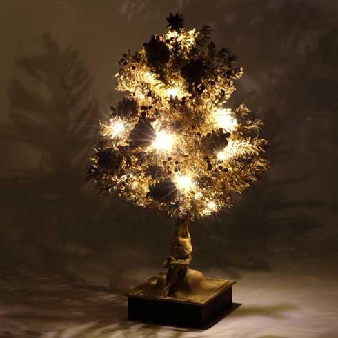 ダンボール クリスマスツリー 制作 工作 アート オドンガー大佐