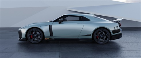 「Nissan GT-R50 by Italdesign」