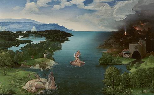 歴史的スペイン絵画に気候変動の影響を反映 WWFがプラド美術館と協力でCOP25に関連したキャンペーン実施
