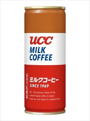 UCCミルクコーヒー色彩商標