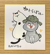 松本ひで吉 犬と猫