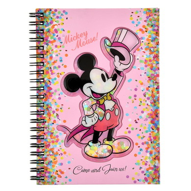 Let's Celebrate with Mickey Mouse