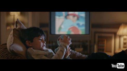 ゼニガメと少年