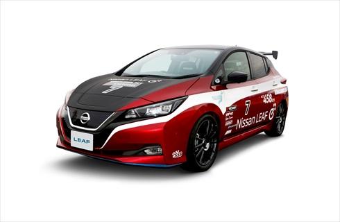 2019 全日本 JAPAN EV-GPシリーズ仕様:NISSAN LEAF e+