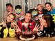"""「家族写真とかほっこりです!!」」 倖田來未、レイザーラモンHG誕生日会で夫や妹・misono夫妻と""""爆笑""""ショット"""