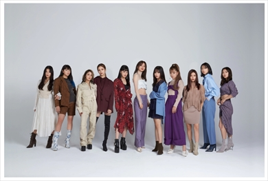 E-Girls 解散 2020年 佐藤晴美 坂東希 石井杏奈 山口乃々華