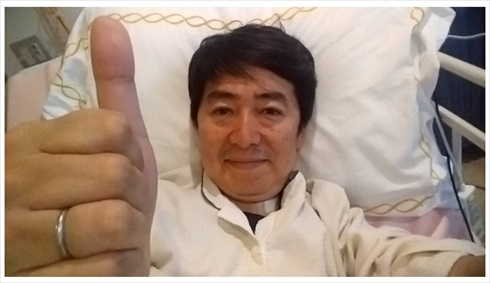 笠井信輔 悪性リンパ腫 びまん性大細胞型B細胞リンパ腫  公表 ブログ Instagram とくダネ!