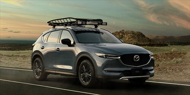 MAZDA CX-5 TOUGH-SPORT STYLE