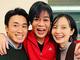 名倉潤、クリスマス会に前田健太やトータス松本ら豪華顔ぶれ 来春第1子誕生のベッキー&片岡コーチ夫妻のショットも