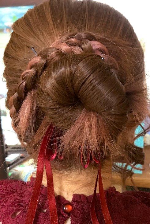 アルトリア髪