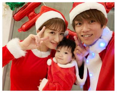 辻希美 杉浦太陽 子ども クリスマス パーティー ブログ