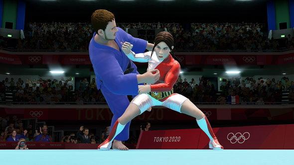 セガ 吉田沙保里 東京2020オリンピック The Official Video Game
