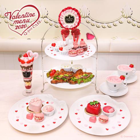 Q-pot. Valentine Collection