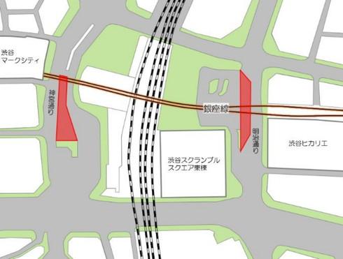 東京メトロ 銀座線 運休 工事