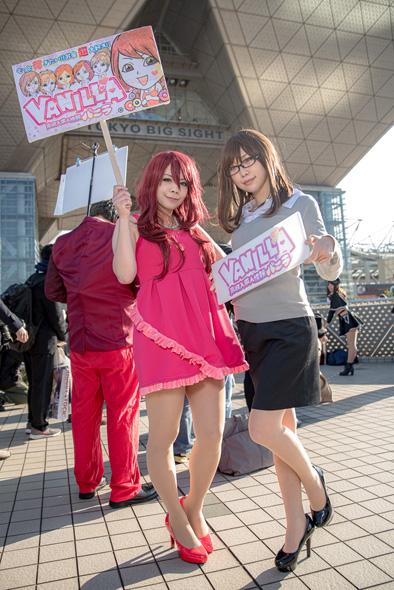 C97 コミケ コミックマーケット コスプレ コスプレイヤー 写真