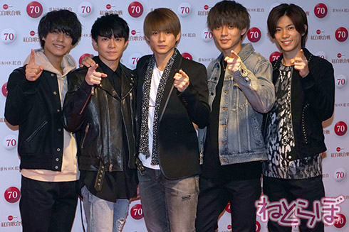 紅白 紅白歌合戦 NHK キンプリ