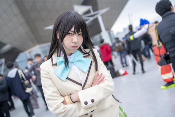 コミケ コスプレ コミックマーケット97 C97 ToLOVEる 古手川唯