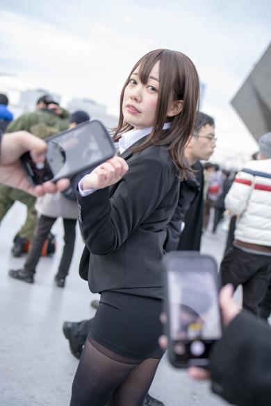 コミケ コスプレ コミックマーケット97 C97