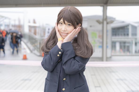 コミケ コスプレ コミックマーケット97 C97 女子高生