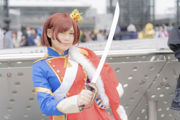コミケ コスプレ コミックマーケット97 C97 少女☆歌劇レヴュースタァライト レヴュスタ 愛城華恋