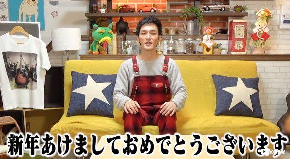 草?剛 YouTube Twitter 2020年 チュウチュウダンス 香取慎吾 ガキの使い 絶対に笑ってはいけない