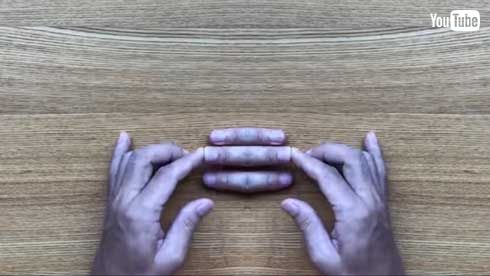 錯覚 Bodiject Fingers 名古屋市立大学 小鷹研究室 指 Best Illusion of the Year Contest 2019