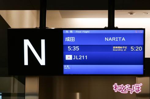 JAL 初日の出 2020