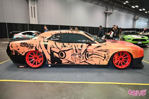 痛車 AnimeNYC アメリカ