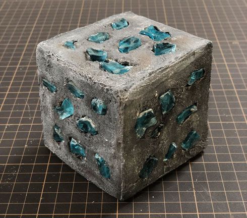 ダイヤモンド鉱石
