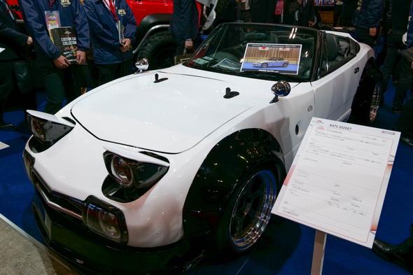 ケンメリ 2000GT レプリカ
