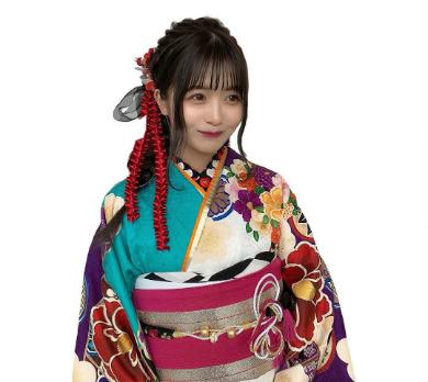 成人の日 振袖 成人式 新成人 芸能人 Kirari