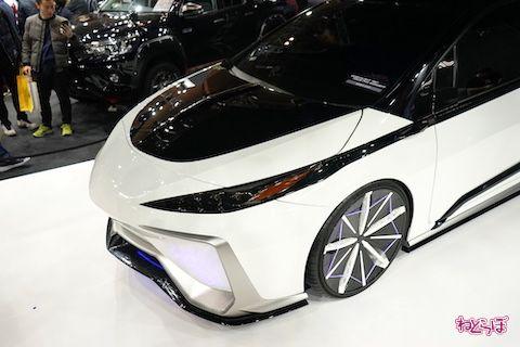 東京オートサロン2020 TRD モデリスタ トヨタ自動車 プリウス