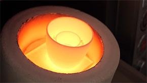 水酸化マグネシウムが焼成